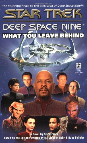 Deep Space Nine By Diane Carey