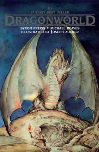 Dragonworld By Byron Preiss