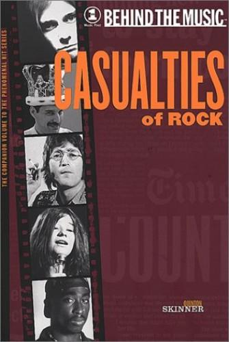Casualties of Rock By Quinton Skinner