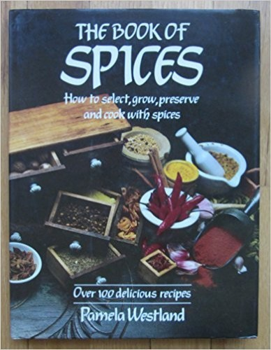 Book of Spices/#07402 By Pamela Westland