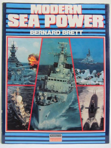 MODERN SEA POWER. By Bernard. Brett