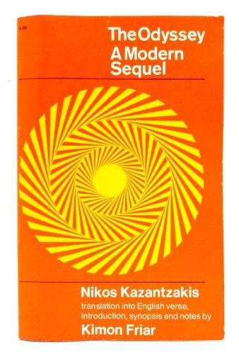 The Odyssey By Nikos Kazantzakis