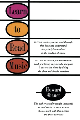 Learn to Read Music By Howard Shanet