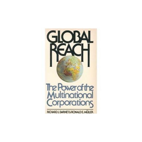 Global Reach By Richard J Barnet