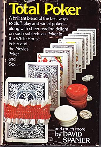 Total Poker By David Spanier