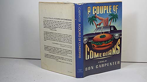 A Couple of Comedians By Don Carpenter