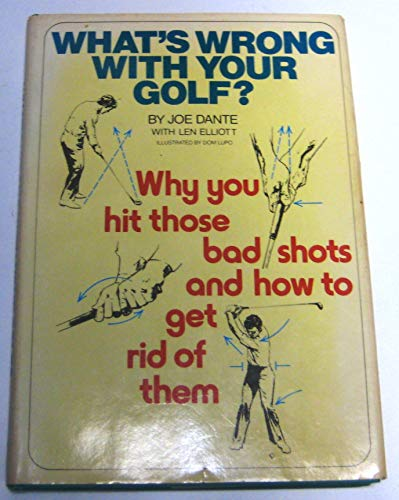 What's Wrong with Your Golf? By Joe Dante