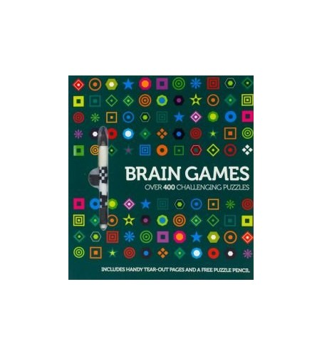 Brain Games By Shortz Will