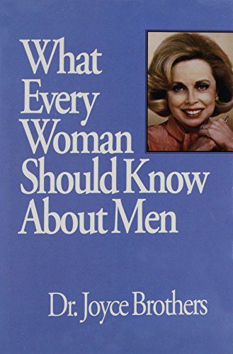 What Every Woman Should Know about Men By Dr Joyce Brothers, M.D.