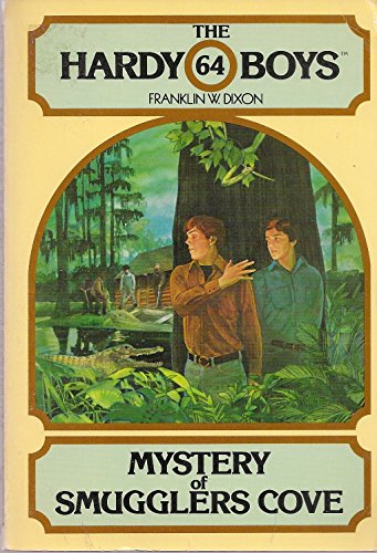 Mystery of Smugglers Cove By Franklin W Dixon