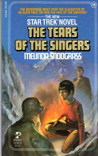 Tears of Singers Star Trek By Snodgrass