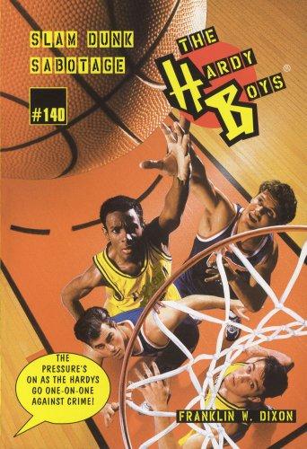 Slam Dunk Sabotage By Franklin W. Dixon