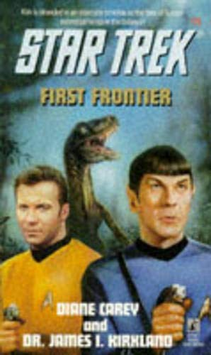 First Frontier By James I. Kirkland