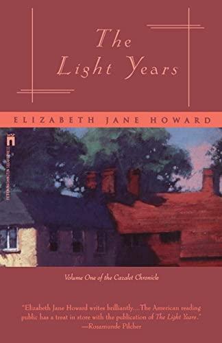 Light Years By Elizabeth Jane Howard