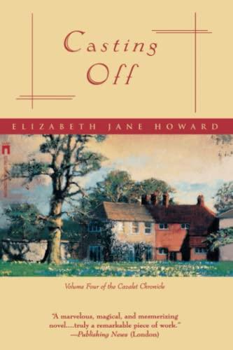 Casting off By Elizabeth Jane Howard