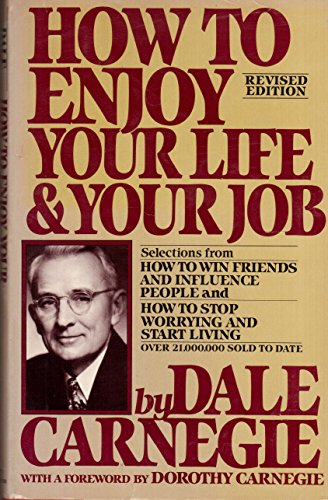 Ht Enjoy Life Jobr By Dale Carnegie