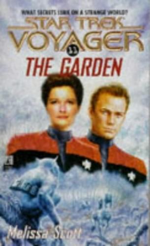 The Garden By Melissa Scott