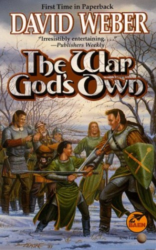 The War God's Own By Weber