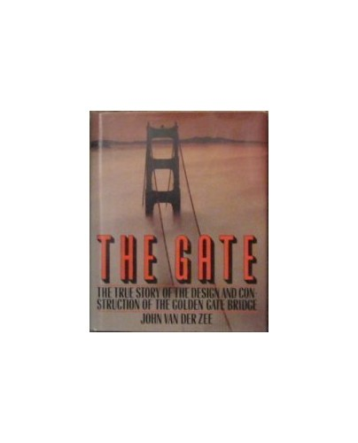 The Gate By John Van Der Zee