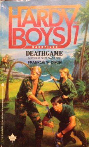 Deathgame By Franklin W Dixon