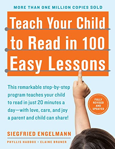 Teach Your Child to Read in 100 Easy Lessons By Phyllis Haddox