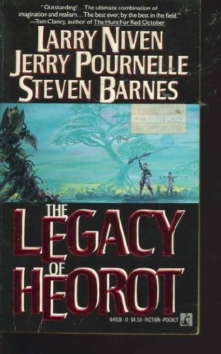 Legacy of Heorot By Larry Niven