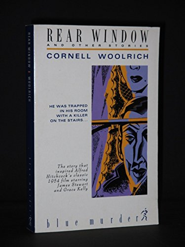 Rear Window By Cornell Woolrich