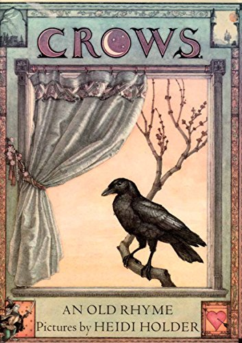 Crows By Heidi Holder