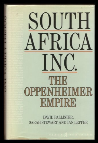 South Africa Inc. By David Pallister