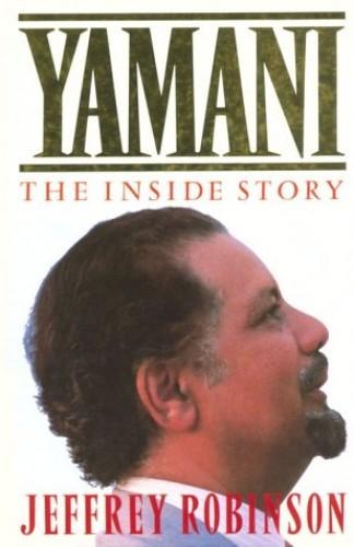 Yamani By Jeffrey Robinson