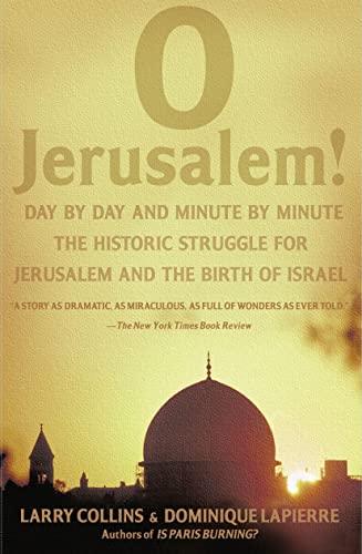 O Jerusalem! By Larry Collins