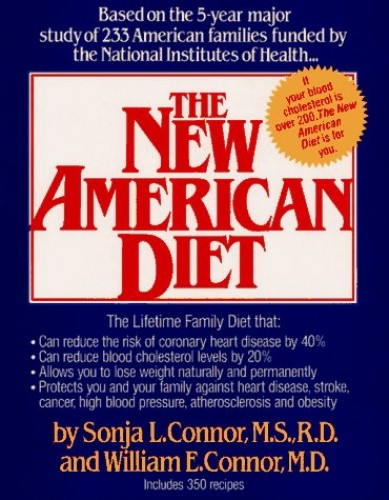 The New American Diet By William Connor