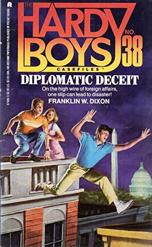 Diplomatic Deceit By Franklin W Dixon
