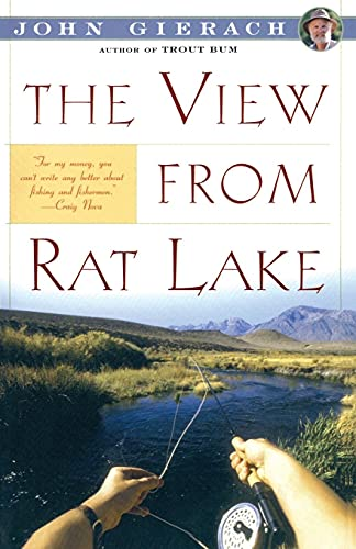 View From Rat Lake By John Gierach