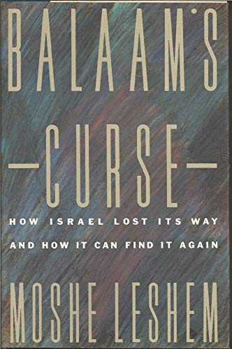 Balaam's Curse By Moshe Leshem