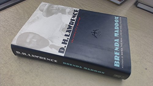 D.H. Lawrence, the Story of a Marriage By Brenda Maddox