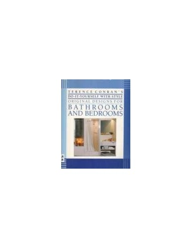 Original Designs for Bathrooms and Bedrooms By Terence Conran