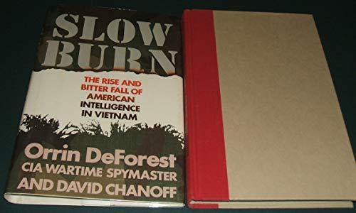 Slow Burn By Orrin DeForest