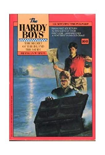 The Secret of the Island Treasure By Franklin W Dixon