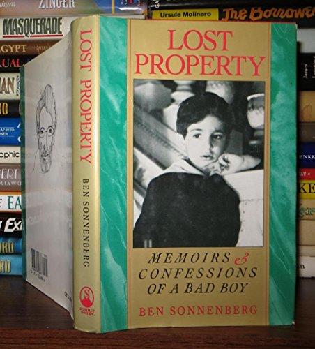 Lost Property By Ben Sonnenberg