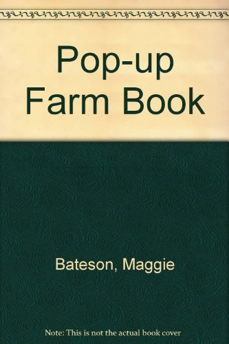 Pop-up Farm Book By Maggie Bateson