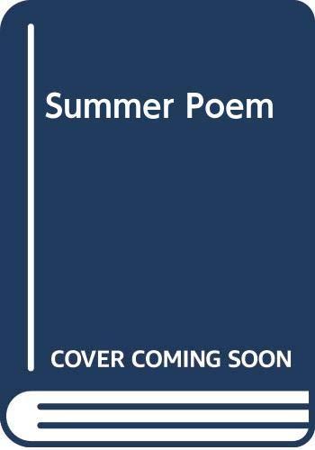 Summer Poem By Karen Hayes