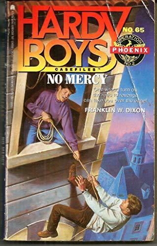 No Mercy By Franklin W. Dixon