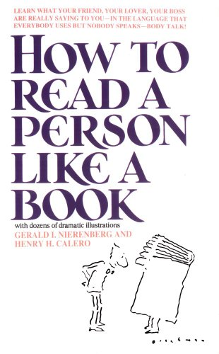 How to Read a Person Like a Book By NIERENBERG