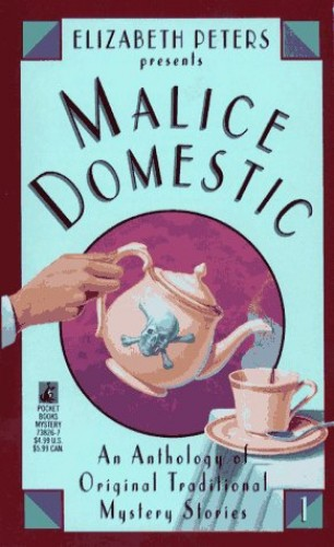 Malice Domestic By Martin Greenberg