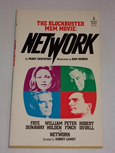 Network : novelization By Paddy Chayefsky