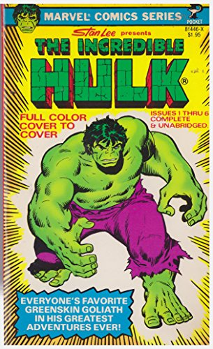 The Incredible Hulk Issues 1-6 Complete&Unabridged