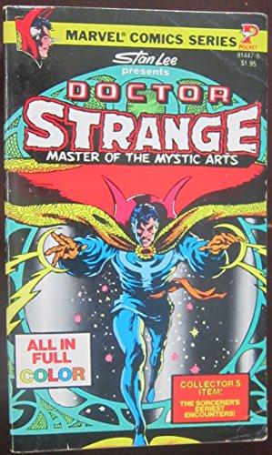 Doctor Strange By Marvel Comics