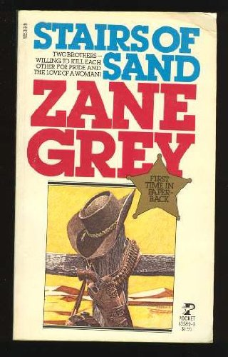 Stairs of Sand By Zane grey