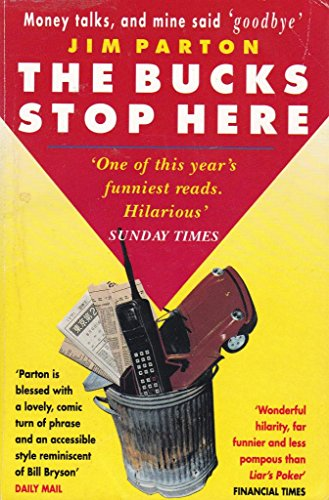 Buck Stops Here By Jim Parton